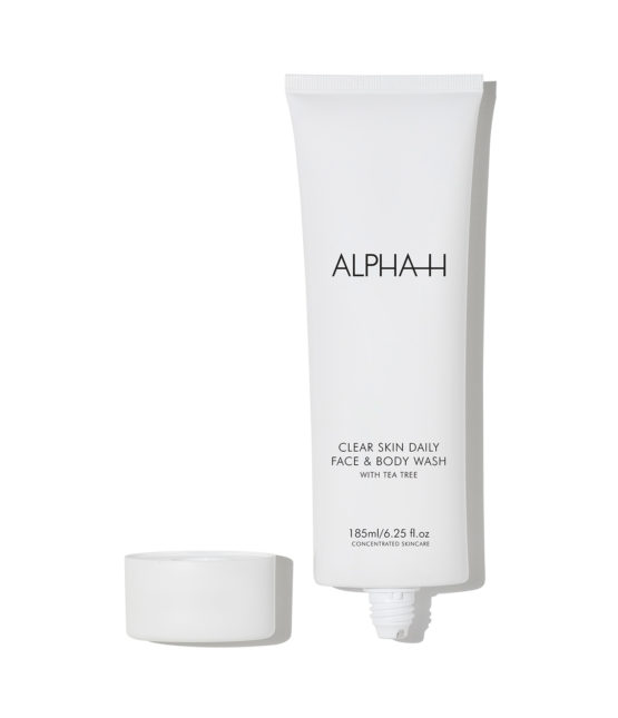 Alpha-H España | Clear Skin Daily Face Wash 200ml