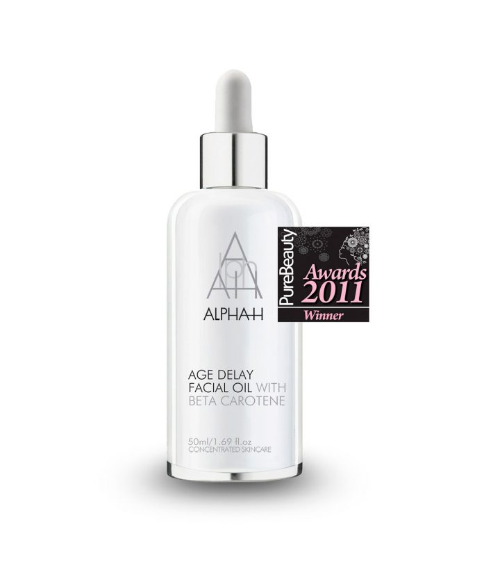 Age Delay Facial Oil Serum
