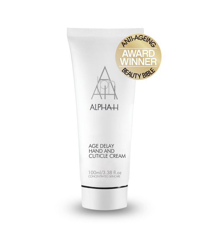Age Delay Hand and Cuticle Cream | Alpha-H España