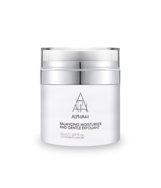 Balancing Moisturizer & Gentle Exfoliant | Alpha-H España
