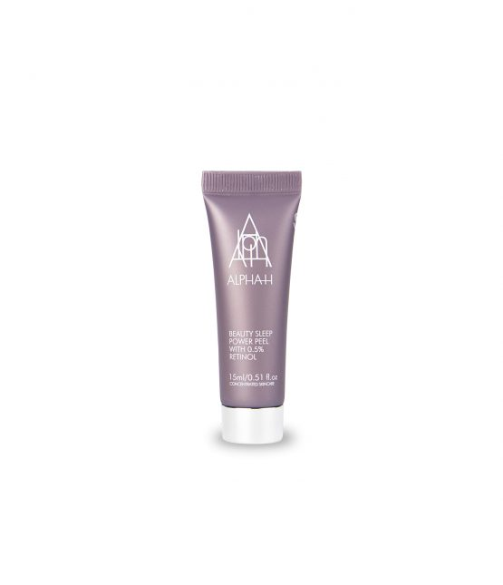 Beauty Sleep Power Peel con 0.5% de Retinol | Alpha-H España