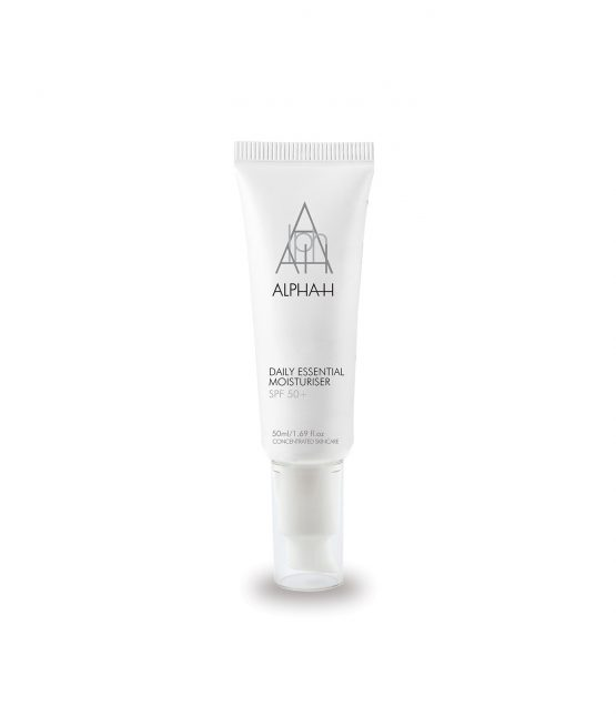 Daily Essential Moisturiser SPF 50+ | Alpha-H España