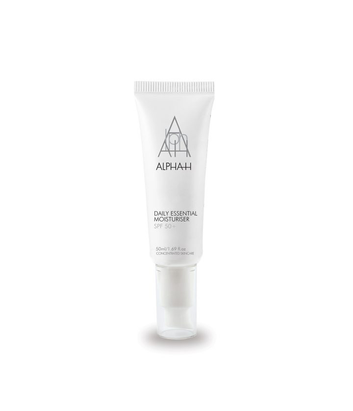 Daily Essential Moisturiser SPF 50+   Alpha-H España