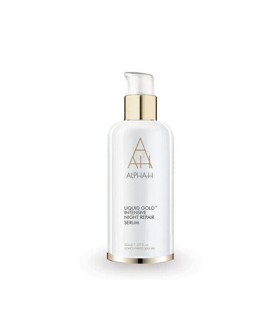 Liquid Gold Intensive Night Repair Serum | Alpha-H España