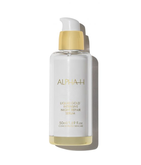 Liquid Gold Intensive Night Repair Serum de Alpha-H