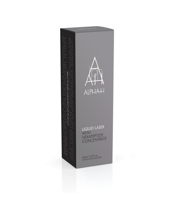Liquid Laser Concentrate | Alpha-H España