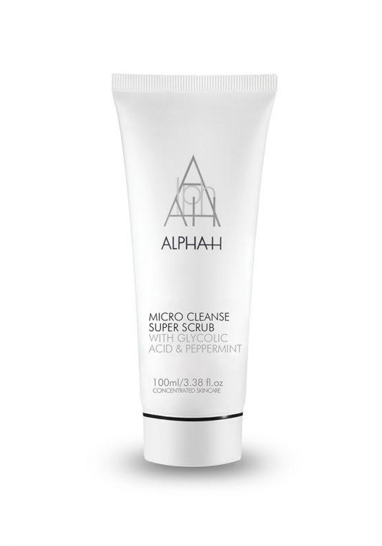 Alpha-H España | Micro Cleanse Super Scrub