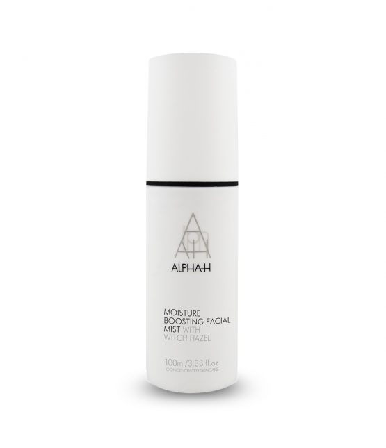 Moisture Boosting Facial Mist | Alpha-H España