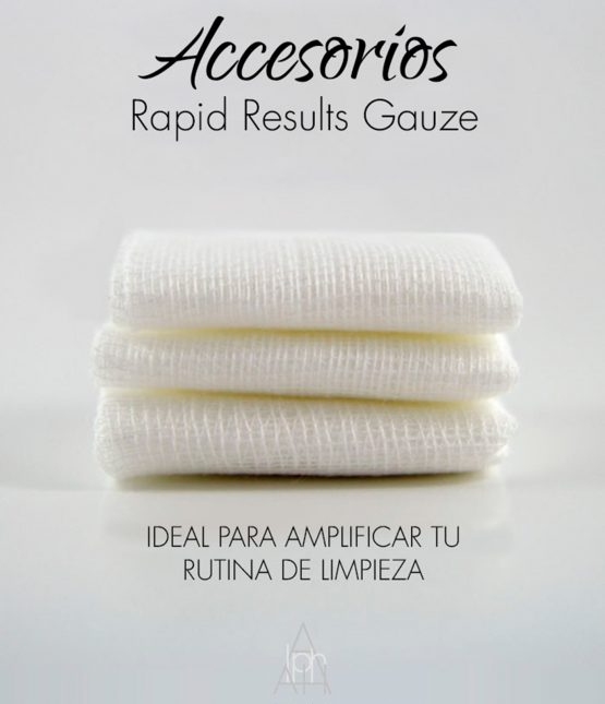 Rapid Results Gauze | Alpha-H España
