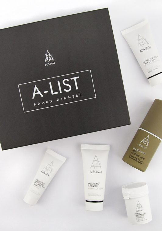 Kit A-List | Alpha-H España