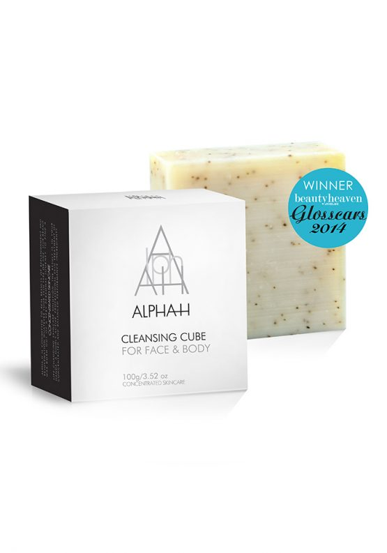 Cleansing Cube for Face and Body | Alpha-H España