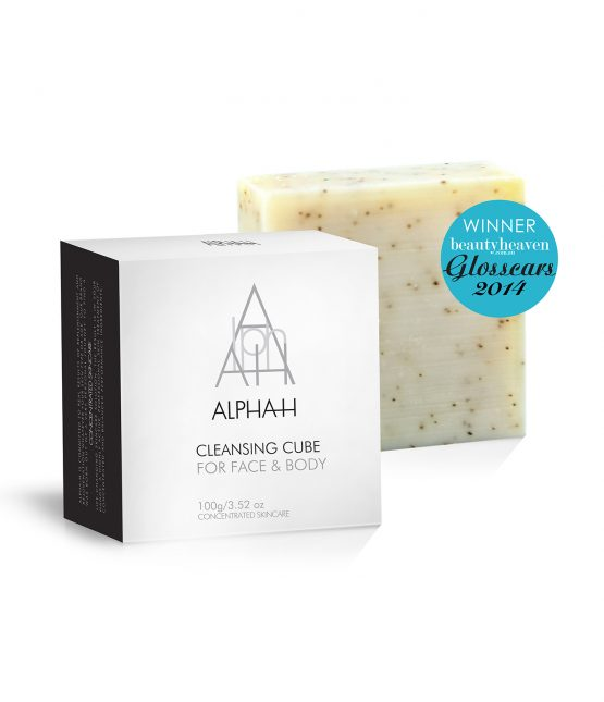 Cleansing Cube for Face and Body