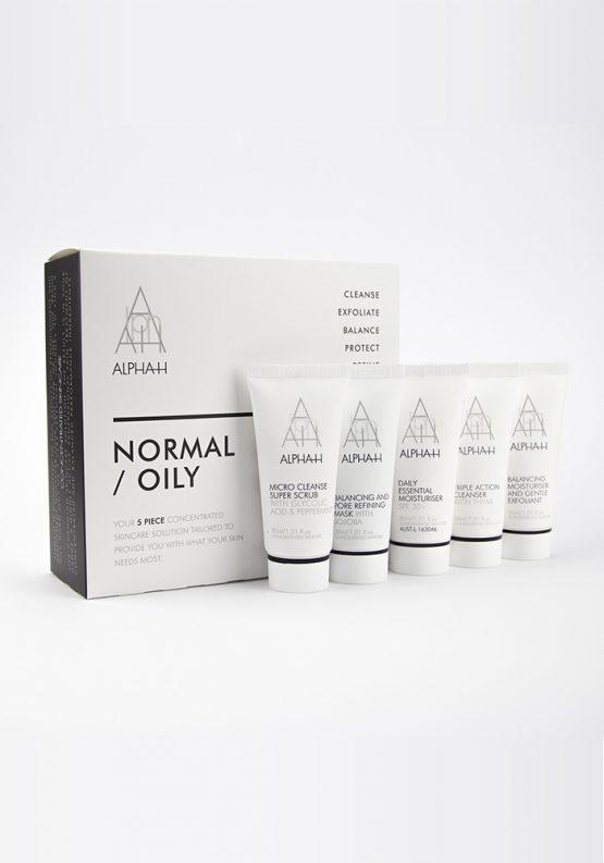 Kit Piel Normal a Grasa | Alpha-H España
