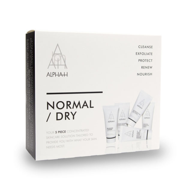 Kit Piel Normal a Seca