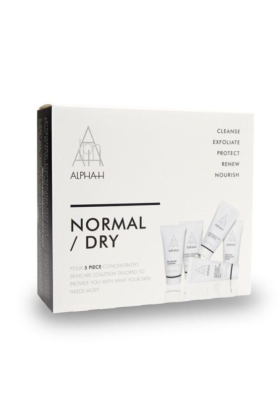 Kit Piel Normal a Seca | Alpha-H España