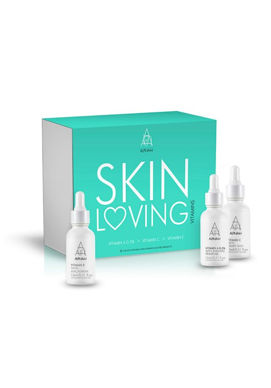 Skin Loving Vitamins Kit | Alpha-H