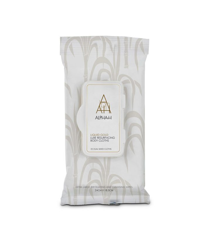 Liquid Gold Luxe Resurfacing Body Cloths