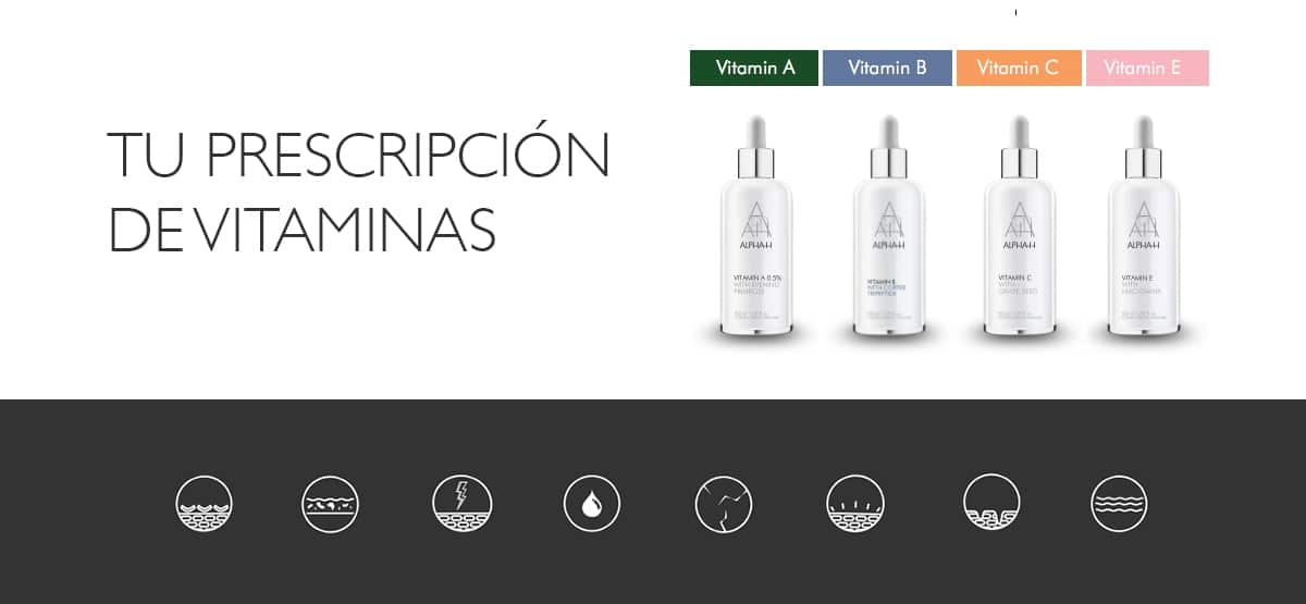 Prescripcion vitaminas