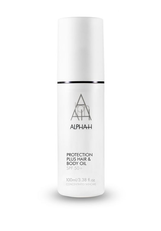 Protection Plus Hair And Body Oil