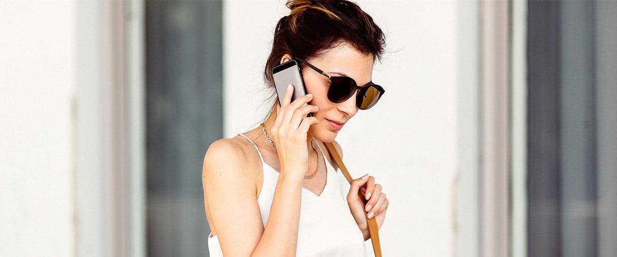 ¿Tu teléfono móvil te envejece?