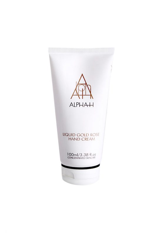Liquid Gold Rose Hand Cream de Alpha-H