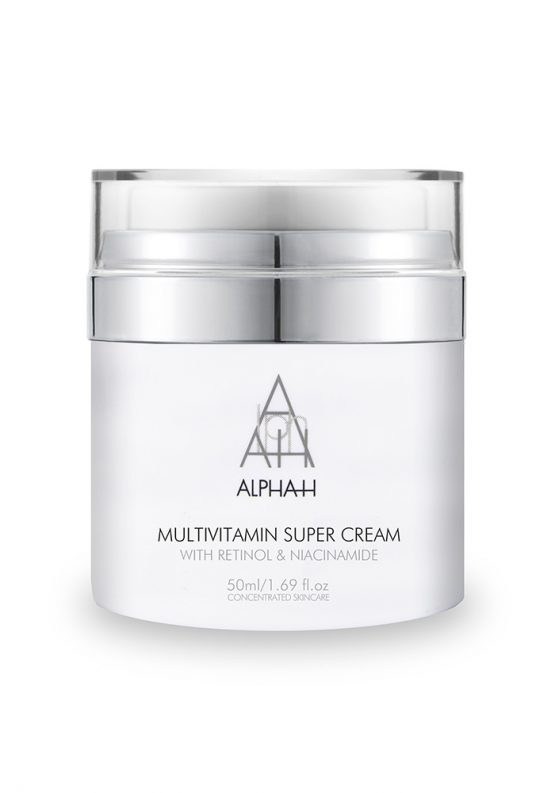 Multivitamin Super Cream Alpha-H