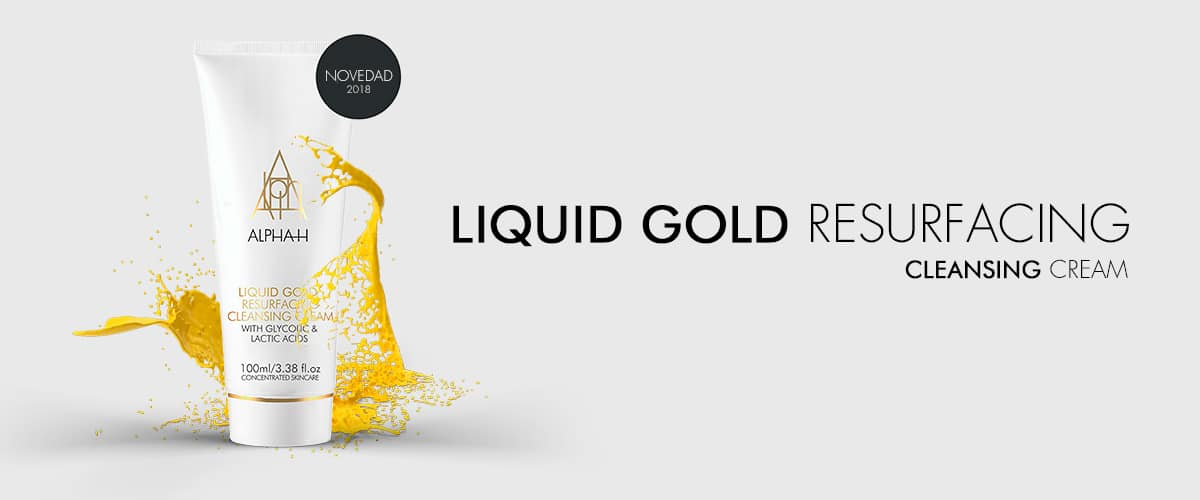Liquid Gold Resurfacing Cleansing Cream