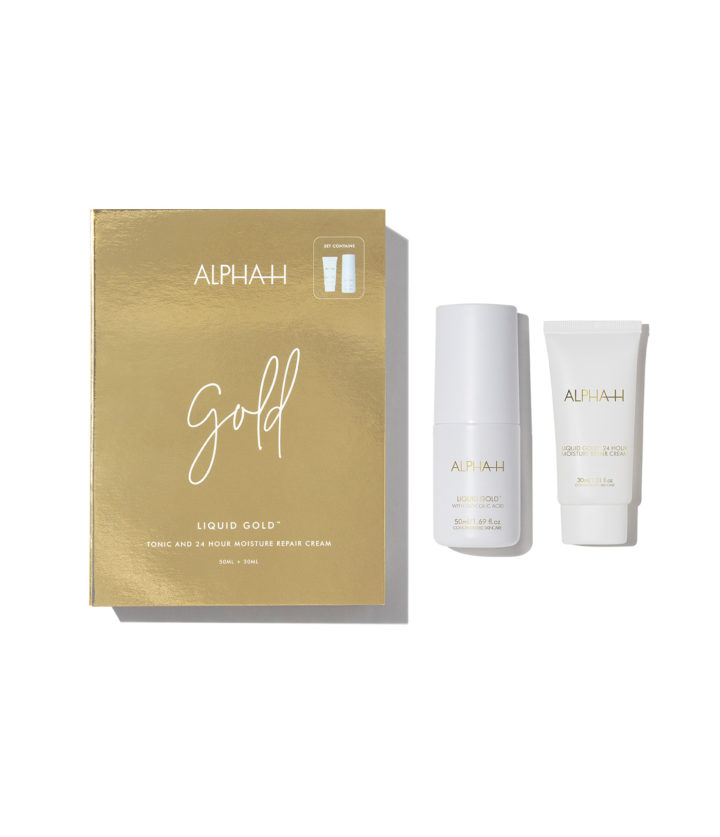 Luxe Gold Kit de Alpha-H