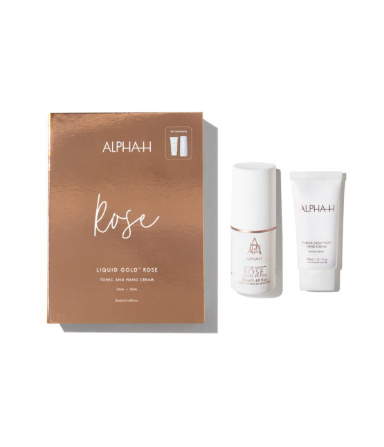 Rose Gold Kit de Alpha-H
